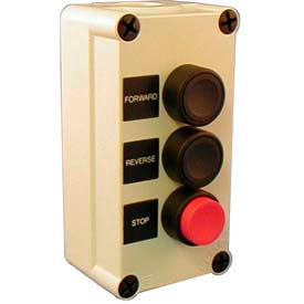 Springer Controls Two and Three Element Push Button Motor Control Stations
