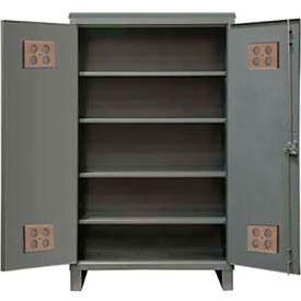All Welded 12 Gauge Weather Resistant Outdoor Storage Cabinets