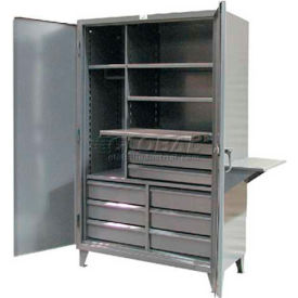 Stronghold® Heavy Duty Work Center Cabinet
