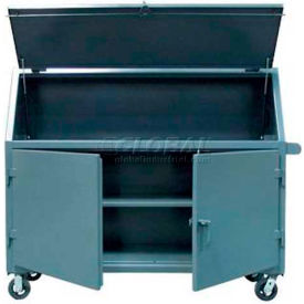 Stronghold® Mobile Job Site Cabinet