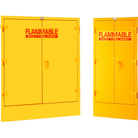Flammable Drum Storage Cabinets At Globalindustrial Com