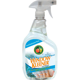 Environmentally Friendly Glass Cleaners