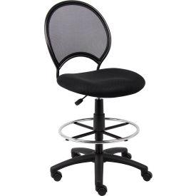 Boss Chair -  Mesh Drafting Stool