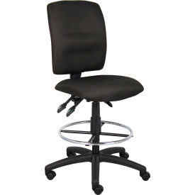 Boss Chair - Multi-Function Fabric Drafting Stool