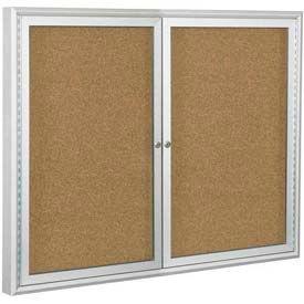 2 Door Non-Illuminated Enclosed Boards
