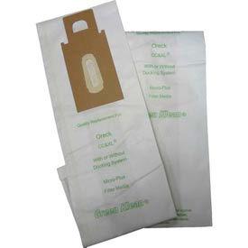 Oreck CC & XL Replacement Vacuum Bags