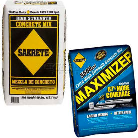 SAKRETE® Concrete Mixes