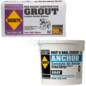 Grout & Anchoring Products