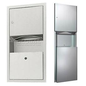 Combo Paper Towel Dispensers