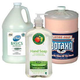 Liquid, Lotion & Powder Soap