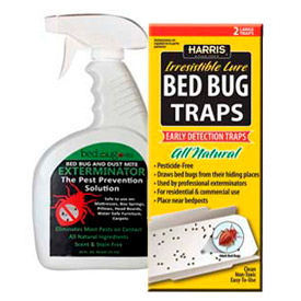 Liquid, Aerosol & Glue Bed Bug Control