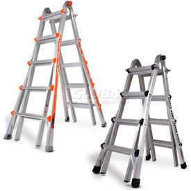 Little Giant® Aluminum Multi-Use Extension Ladders