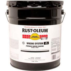 Rust-Oleum W9200 System <250 VOC Potable Water Coating