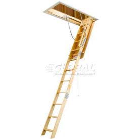 Werner® Wood Attic Ladders
