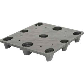 Nestable Plastic Pallet 48x40 Static Capacity 20000 Lbs