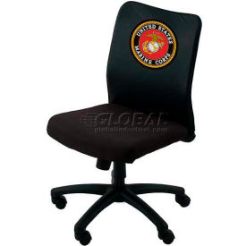 Boss Chair - Military Logo - Task Chair