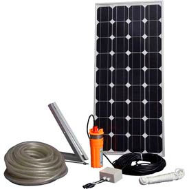SunForce® Solar Powered Pumps