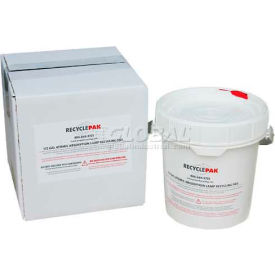 Atomic Absorption Lamp Recycling Pails
