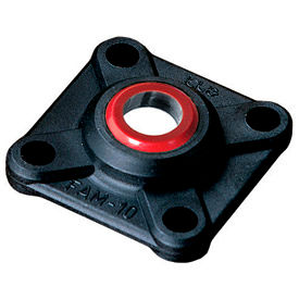 igubal® Flange Bearings EFSI, 4 Bolt, Inch