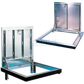 Bilco® Aluminum Floor Access Doors, Channel & Angle Frame