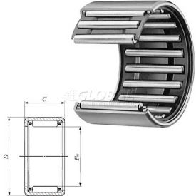 Shell Type Needle Roller Bearing - INCH, Heavy Duty & Heavy Duty (Closed End)