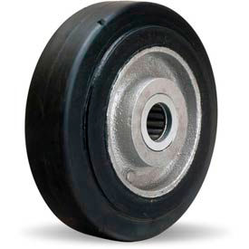 Hamilton Neoprene Rubber On Aluminum Wheels