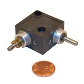 Plastic Mini Bevel Gearboxes