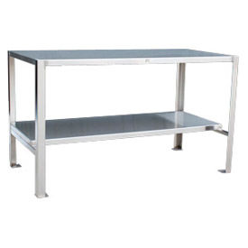 Stainless 16 Gauge Steel Workbench