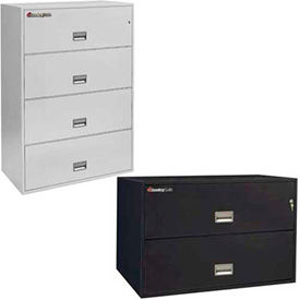 Sentry® Safe - Lateral Fire Rated File Cabinets