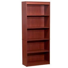 Bestar® 5-Shelf Bookcases