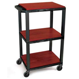 H. Wilson Tuffy Boardroom Series Multi-Purpose Carts