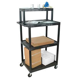 Luxor® Warehouse Pick-Pack Workstations