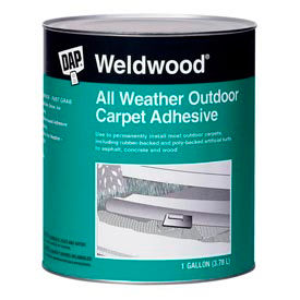 DAP® Weldwood® All Weather Carpet Adhesives