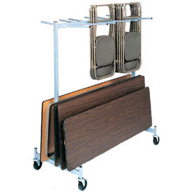 Raymond Products - Hanging Folded Chair & Table Storage Trucks