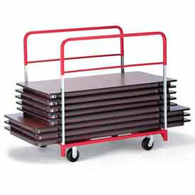 Raymond Products Table and Chair Carts