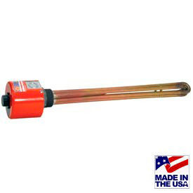Copper/Brass Screw Plug Immersion Heaters
