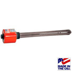 Tempco Steel Screw Plug Immersion Heaters