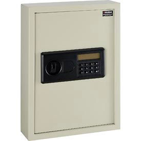 STEELMASTER® Electronic 48 Key Safe Cabinet
