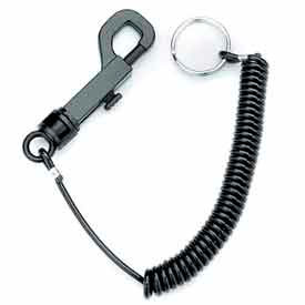 STEELMASTER® Snap Hook Security Clip