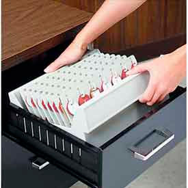 STEELMASTER® Dupli-Key® In-Drawer Key Tray