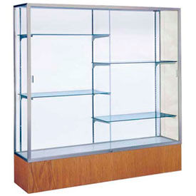 "Waddell® 72""W Reliant Series Display Cases"