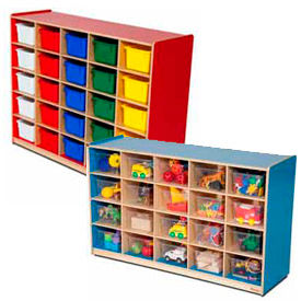 Bin Storage Cubbies