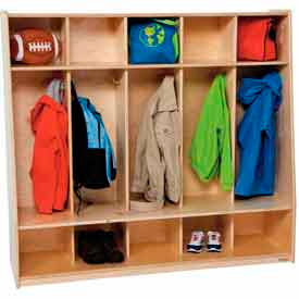 Tip-Me-Not™ Safety Pre-School Lockers