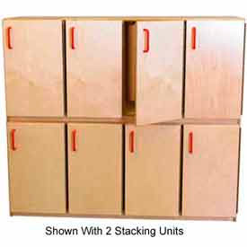 Stacking Lockers