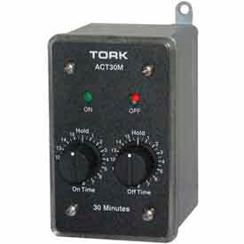 Tork ACT Series Adjustable Cycle Timers