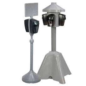 PolyJohn® Portable Hand Sanitizing Stands & Stations