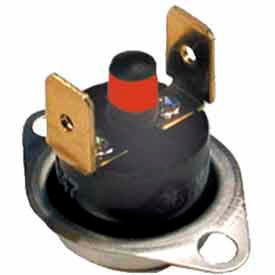 Supco® Manual Rollouts SPST Limit Thermostats