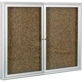 Fabric/Felt/Rubber-Tak Surface W/Aluminum Frame Boards