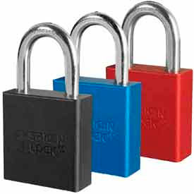 Security Solid Aluminum Padlocks In Colors