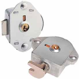 Master Lock® Built-In Key Operated Locks
